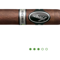 Davidoff Escurio Petit Robusto – Kiste mit 14 Stück