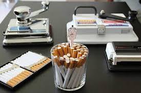 Zigarettengeräte (Stopf und Drehmaschinen)